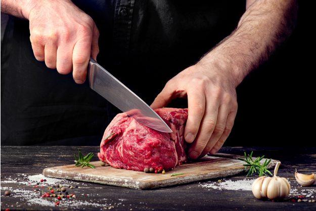 Fleisch-Kochkurs Wien – Fleisch schneiden