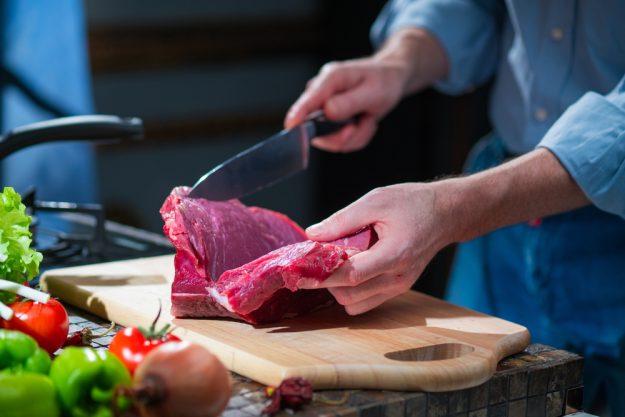 Fleisch-Kochkurs Wien – Fleisch zerteilen