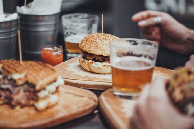 Geschenkgutschein Männer – Bier und Burger
