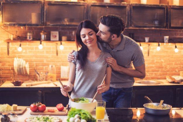 Liebeszauber für Zwei – Gemeinsam kochen