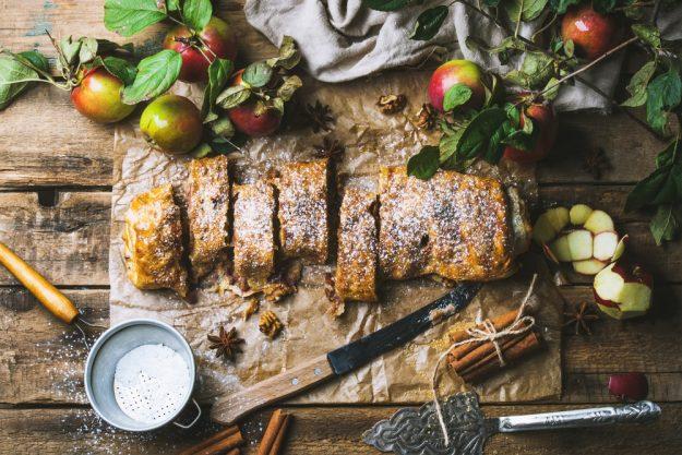 Geschenkidee für Lokalhelden – Apfelkuchen von Oma