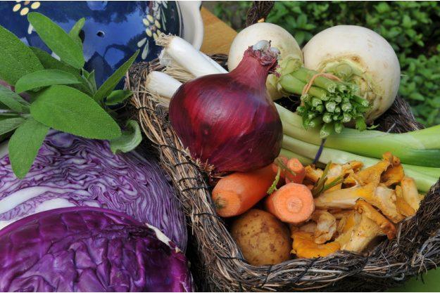 Kochkurs Wien – Gemüsekorb