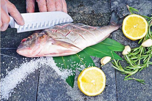 Kochkurs Wien – Fisch richtig filetieren