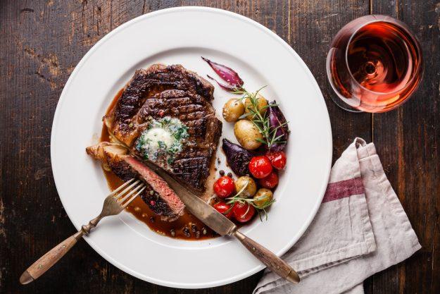 Kochkurs Wien - Rotwein und Wild