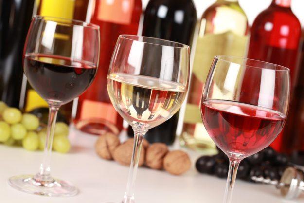 Kochkurs Wien – Rotwein, Weißwein, Rosé