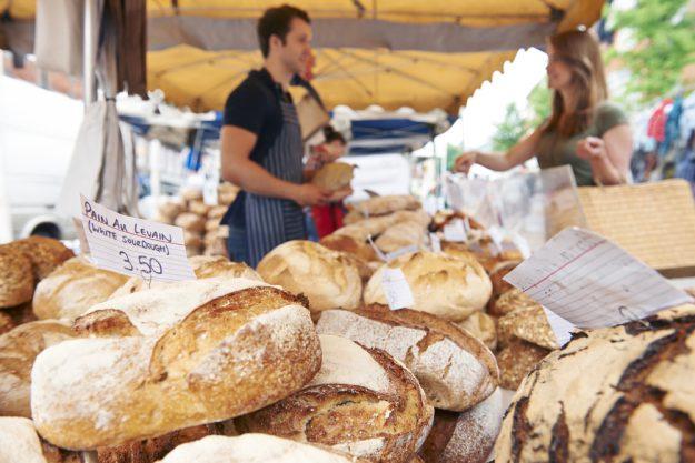 Kulinarische Stadtführung – frisches Brot