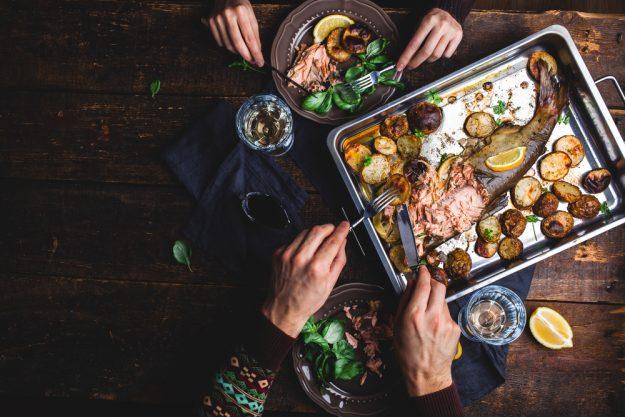 Österreichischer Kochkurs Wien – Fisch, Kartoffeln und Vogerlsalat