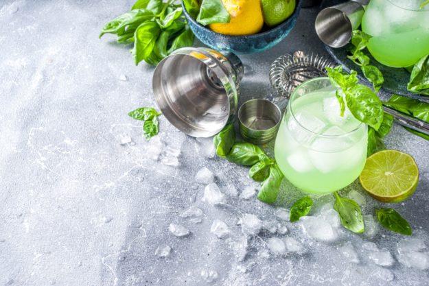 Box für online Events Cocktails online