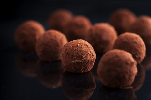 Pralinenkurs Wien – Kakao-Trüffel