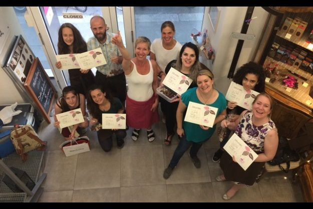 Pralinenkurs Wien – Pralinen Seminar