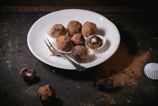 Pralinenkurs Wien – Trüffel-Kakao