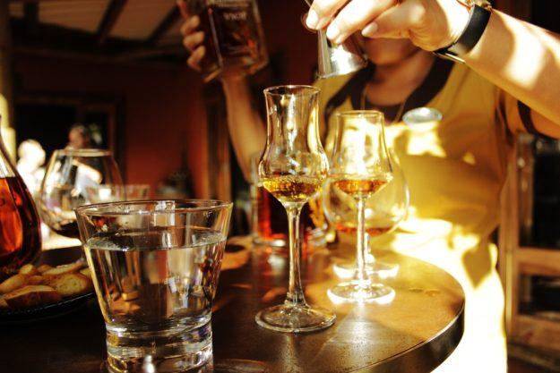 Rum-Tasting Wien –  Rum an der Bar