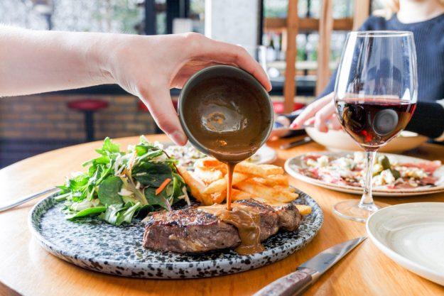 Saucen-Kochkurs Wien – Bratensoße