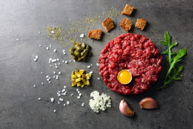 Stea-Kochkurs Wien – Tartar