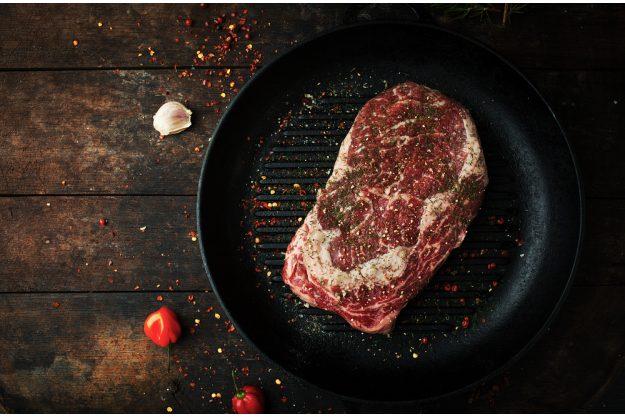 Stea-Kochkurs Wien – Steak in Pfanne