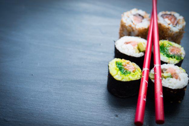 Sushi-Kochkurs Wien – Sushi und Stäbchen