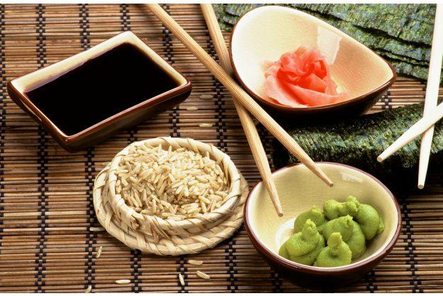 Sushi-Kochkurs Wien – Sushi Zutaten