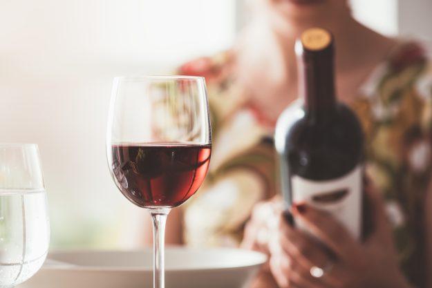 Weinseminar Wien – Rotwein im Glas