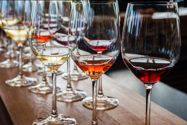 Weinseminar Wien – Wein-Degustation