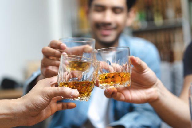 Whiskey-Tasting Wien – zusammen Bourbon trinken