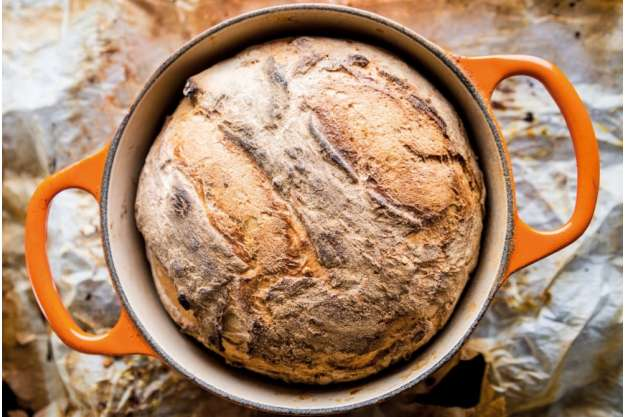 Backkurs Wien – Pain de Campagne