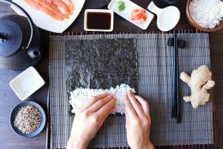 Sushi-Kurs Wien Roll it!
