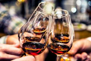 Whisky-Tasting Wien Wie James Bond in Wien