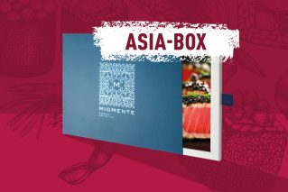 Asia-Kochkurs-Gutschein  Miomente ASIA-Box