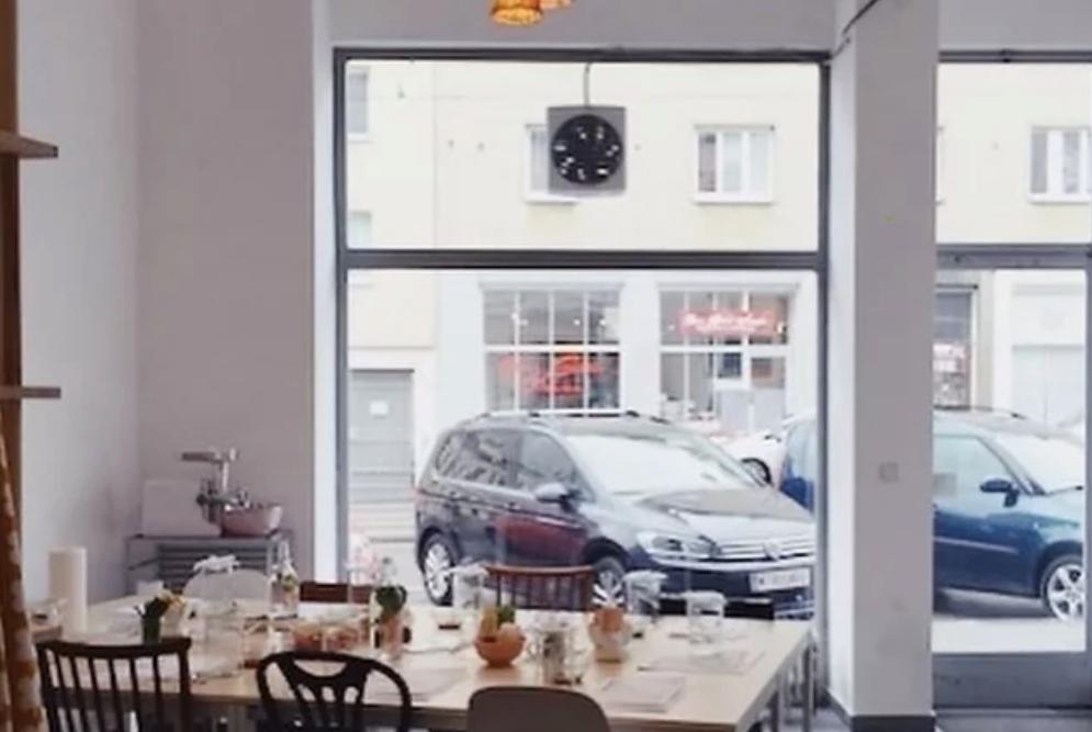 Ziguri Kochschule I plant based cuisine by Daniel Reiter