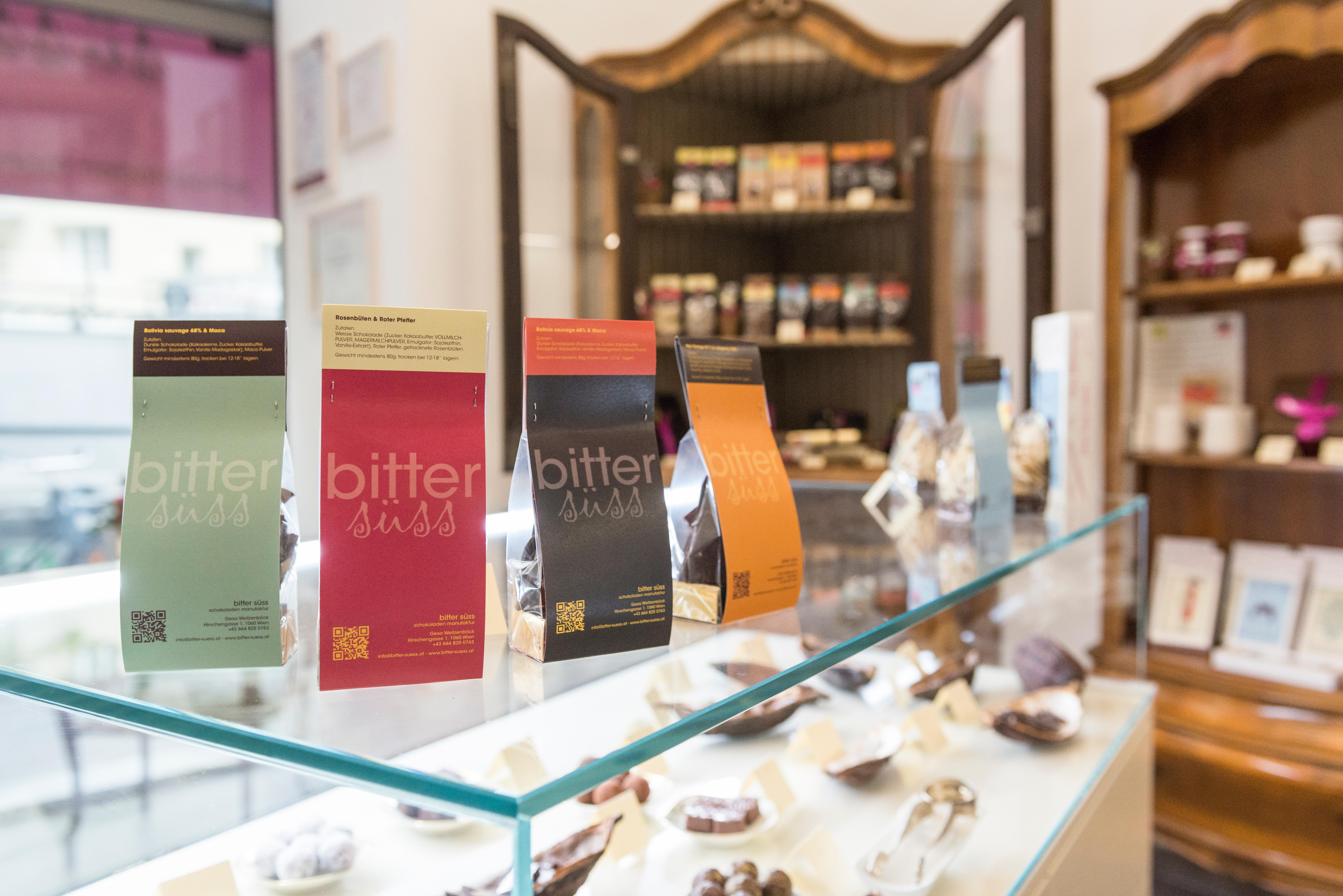bitter süss - schokoladen manufaktur