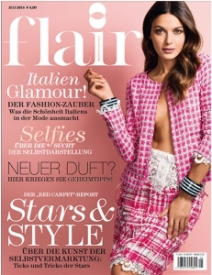 Flair Magazin Cover