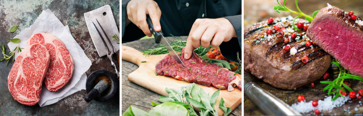 Fleisch-Kochkurse Miomente