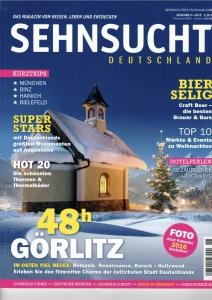 Sehnsucht Deutschland Cover